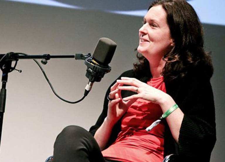 Lucie Green on The Life Scientific (C) BBC Radio 4