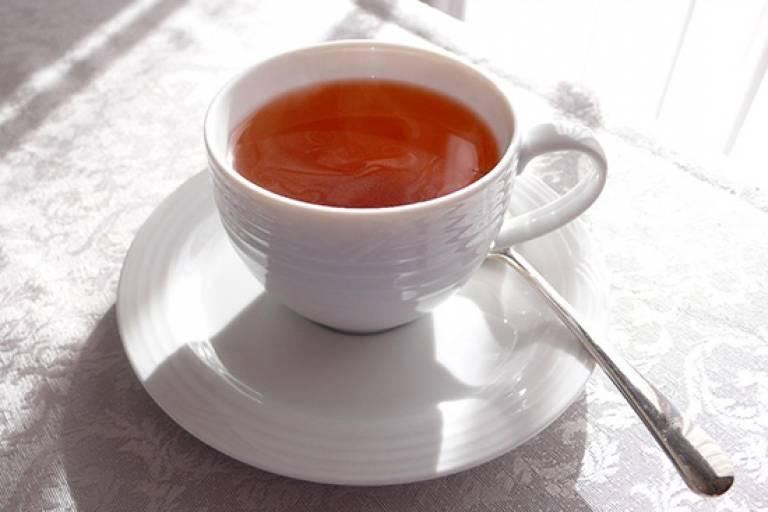 Cup of tea. Photo: Bernd/CC-BY