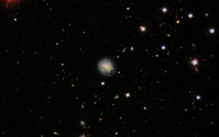 New hypothesis on mysterious 'Cow' super bright star