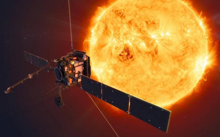 Solar Orbiter spacecraft credit: ESA