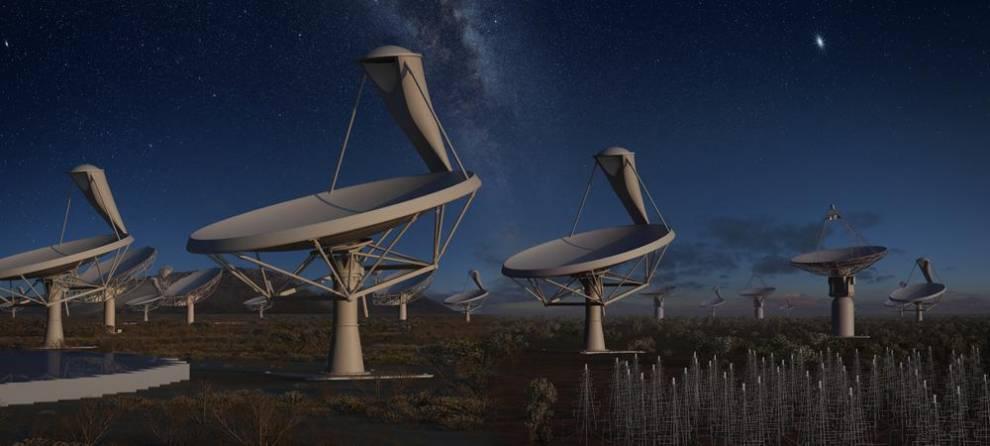 SKA Telescope (CC BY)