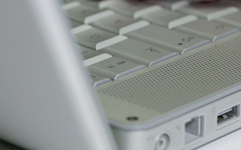 Keyboard, © UCL Media Services - University College London