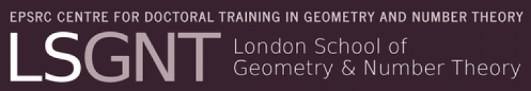 London School of Geometry and Number Theory logo