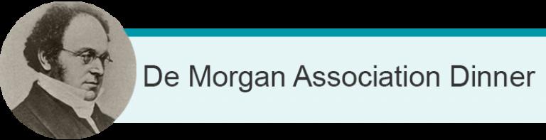 De Morgan Association Dinner