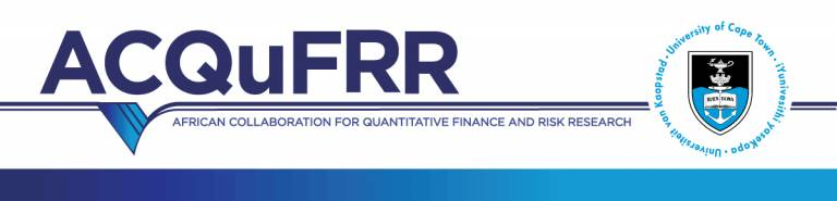 Fifth Financial Mathematics Team Challenge