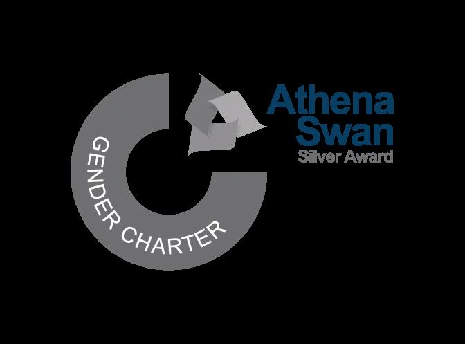Athena Silver SWAN  logo