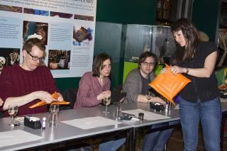 Seeing in 4D workshop, Lilah Fowler