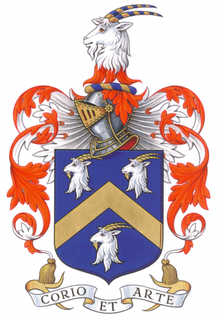 Worshipful Company of Cordwainers Crest