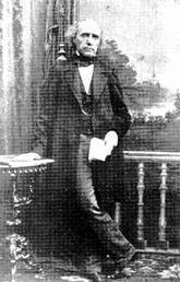 Gustav Theodor Fechner ca 1850