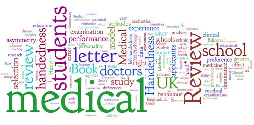 Wordle Map Of Publication Titles