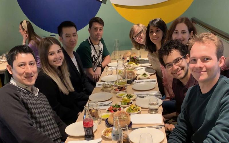 DOT-HUB Group Photo