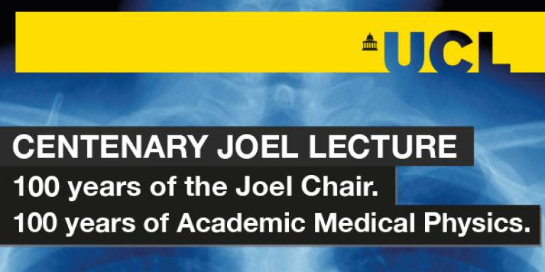 joel lecture 2020 event banner