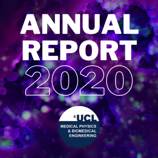 Annual Report 2020 front page