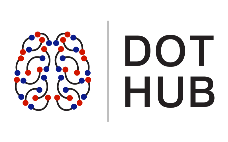 DOT-HUB Logo