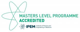 IPEM accredited masters programme