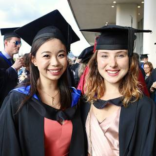 alumni marina and madelaine