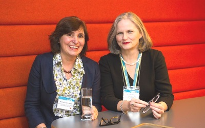 Professor Jane Dacre and Professor Deborah Gill