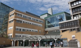 The Whittington Hospital…