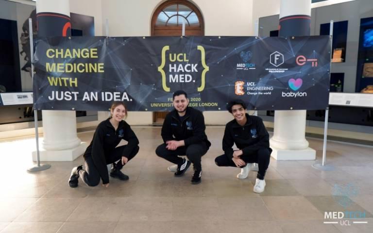UCL Hack Med