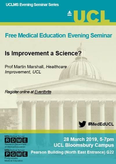 2019 March Seminar flyer