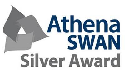 Athena SWAN Silver logo…