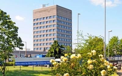 Basildon University Hospital…