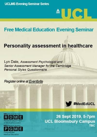 Seminar 26th September 2019 flyer