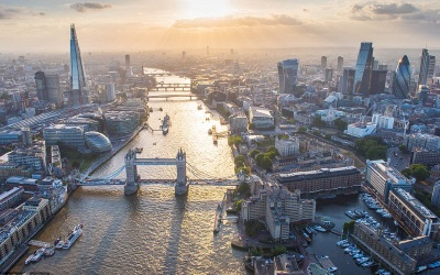 London Skyline…