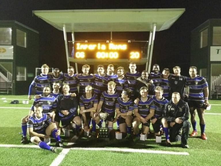 United Hospitals Cup winners…