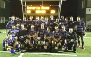 RUMS rugby team win the United Hospitals Cup…