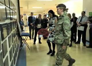 RFH Armistice Centenary event