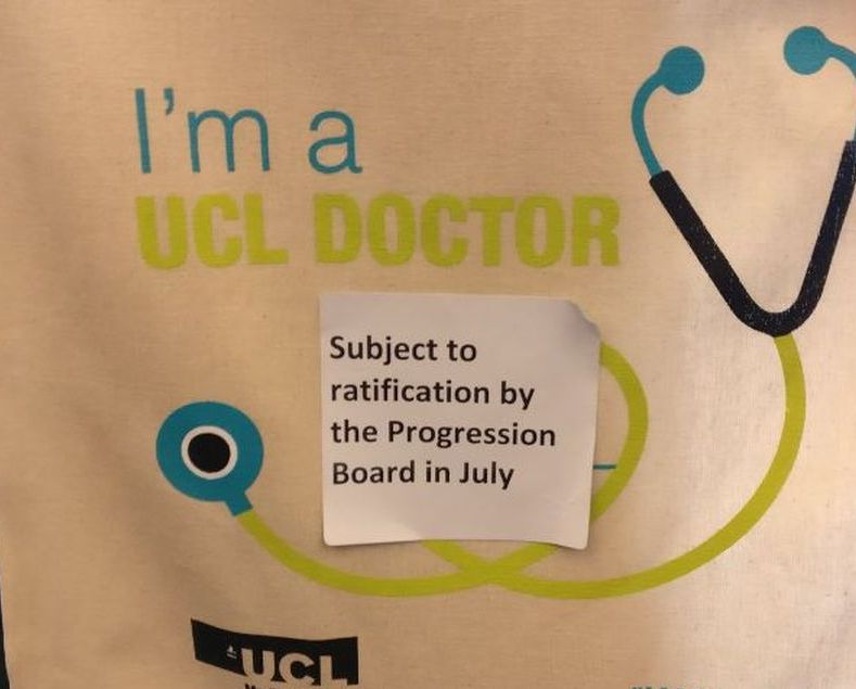 UCL Doctor bag