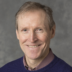A picture of Professor Ian Zachary