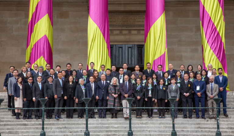 UCL Medical School meets with the Thai Medical School Executive Group in London