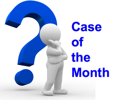 Case of The Month logo