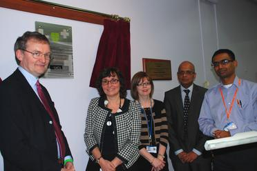 Luton and Dunstable Hospital is awarded UCL Medical School Teaching Hospital status