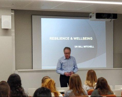 ECR wellbeing