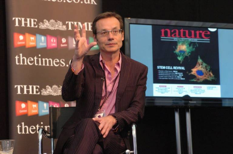 mark lythgoe chair cheltenham science festival