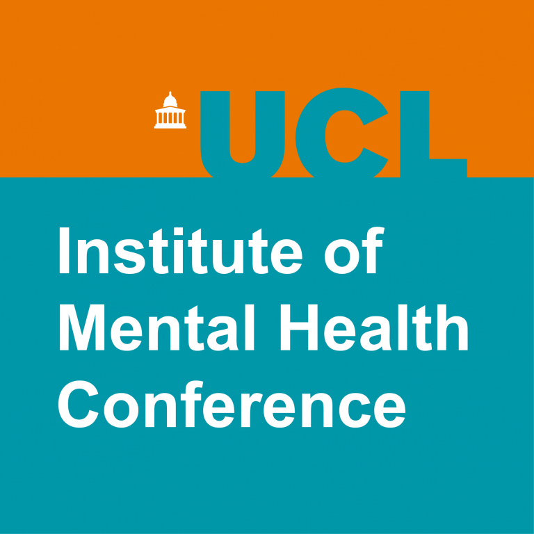 UCL Institute of Mental Health Conference