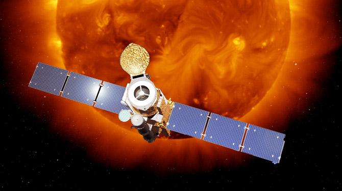 Hinode solar observatory