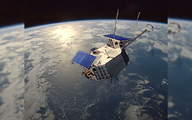 Combined Release and Radiation Effects Satellite (CRRES)