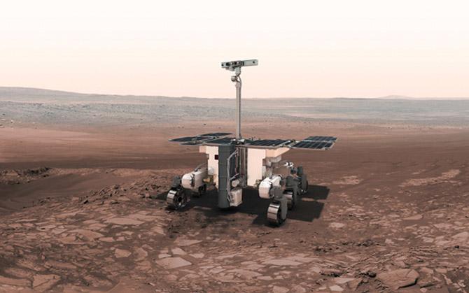 ExoMars 2020 Rover