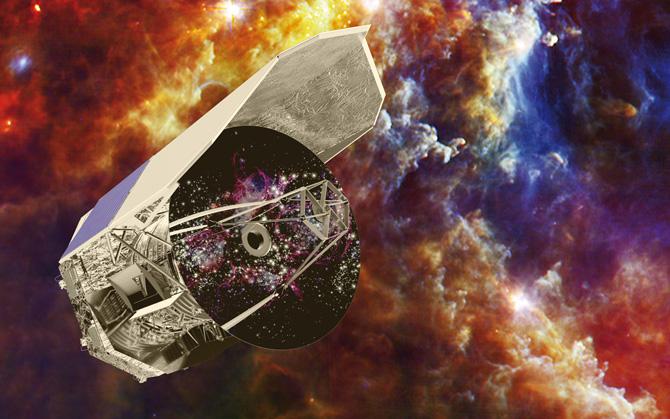 Herschel Satellite