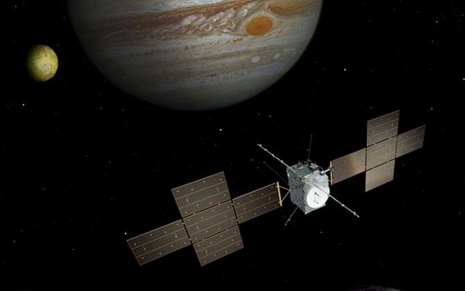 Jupiter Icy Moons Explorer