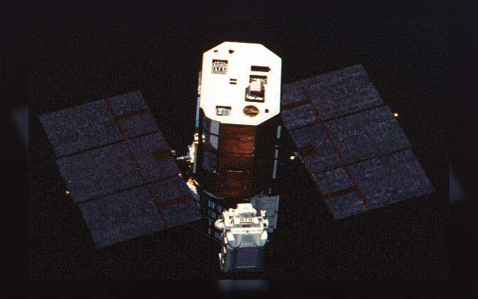 Solar Maximum Mission
