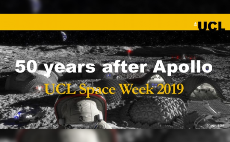 50 years after Apollo
