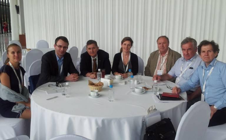 CSM meeting Russian Partners in Skolkovo
