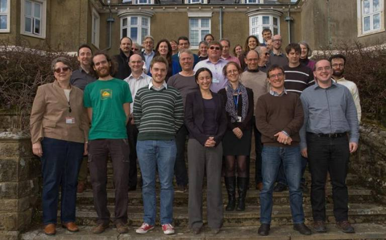 the Solar Group at MSSL played host to the 15th Consortium meeting for the Extreme Ultraviolet Imager (EUI), one of the instruments onboard the forthcoming Solar Orbiter mission