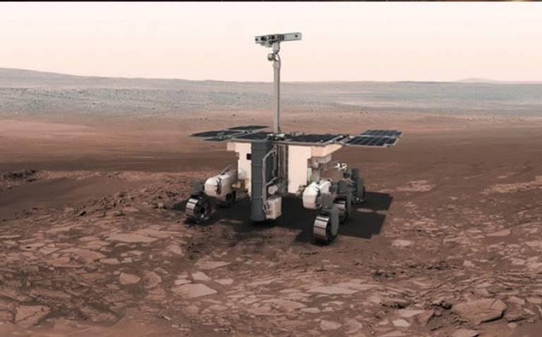 ExoMars 2018 Rover