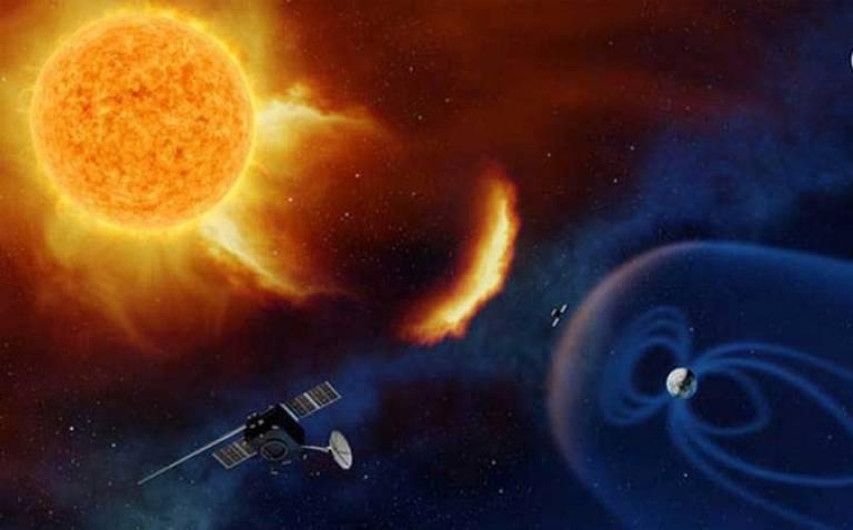 Future lagrange mission (ESA/A. Baker)